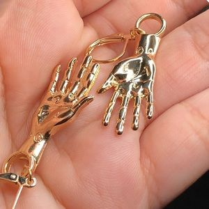 Hand Earrings *Witchy*